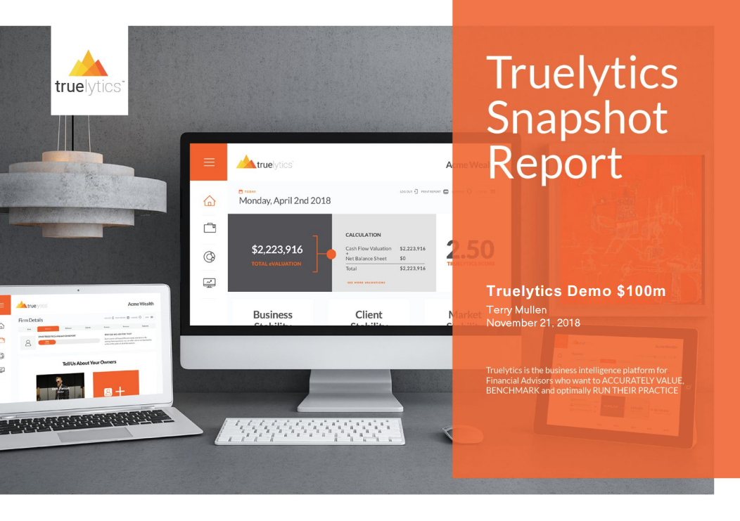 Snapshot Report Cover